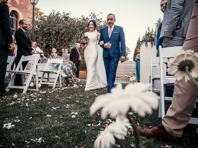 La boda de David y Mamen en Almendralejo, Badajoz 36