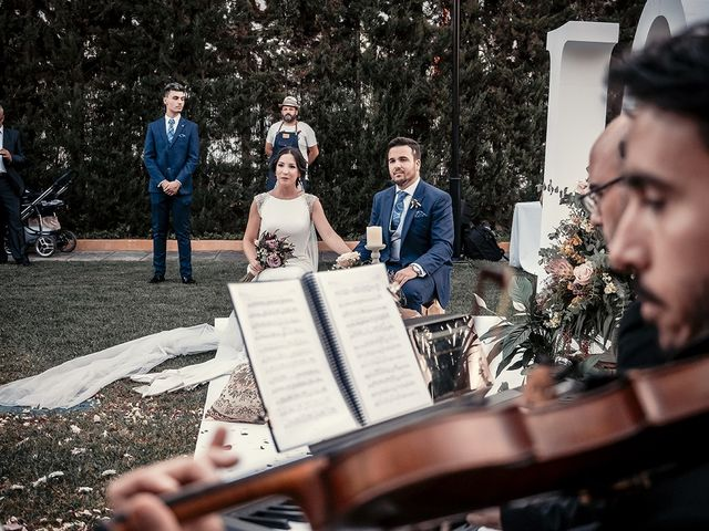 La boda de David y Mamen en Almendralejo, Badajoz 38
