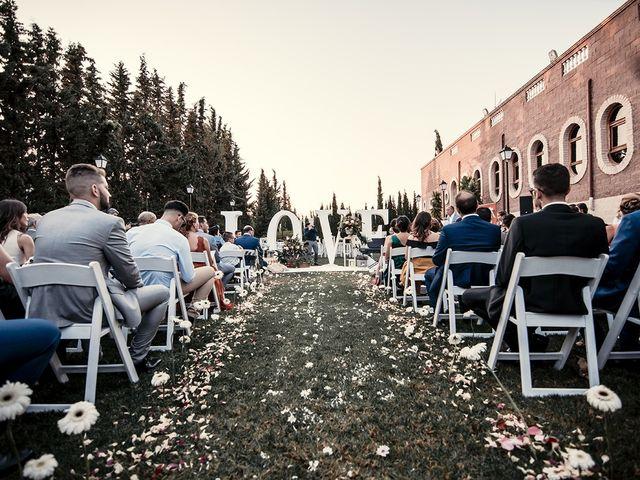 La boda de David y Mamen en Almendralejo, Badajoz 39
