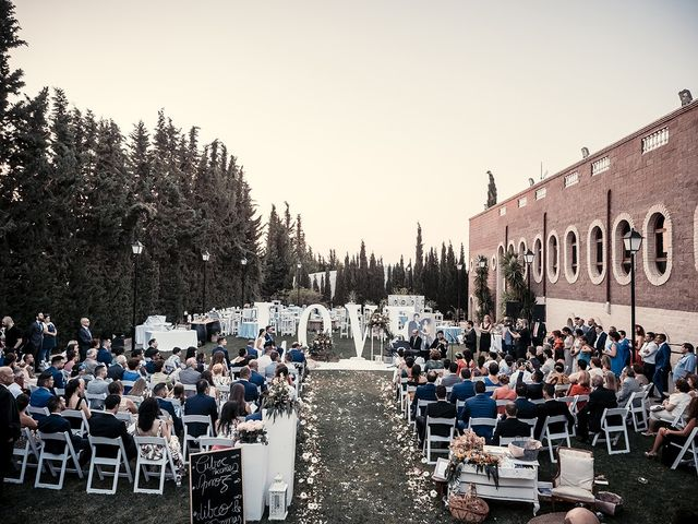 La boda de David y Mamen en Almendralejo, Badajoz 40