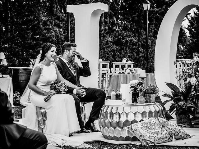 La boda de David y Mamen en Almendralejo, Badajoz 41