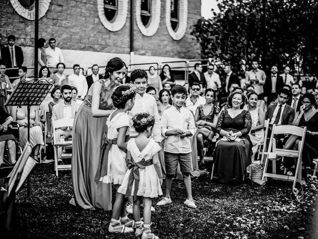 La boda de David y Mamen en Almendralejo, Badajoz 43