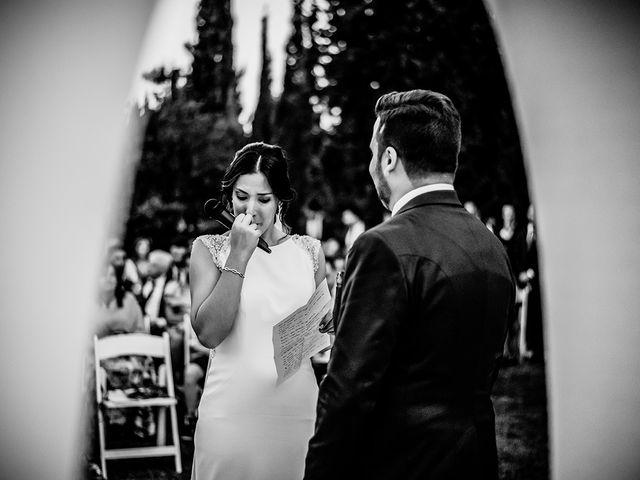 La boda de David y Mamen en Almendralejo, Badajoz 45