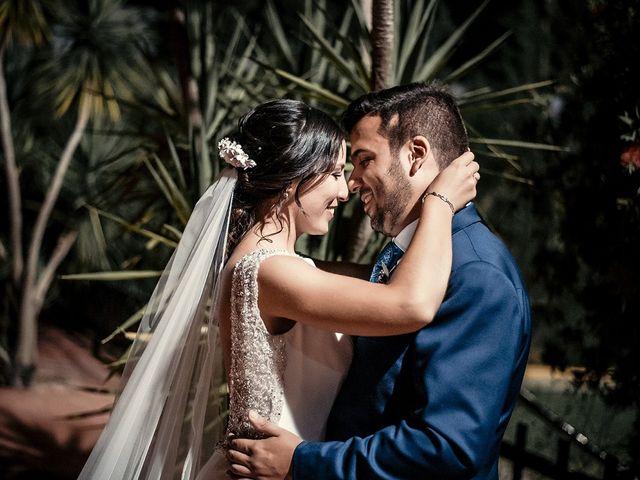 La boda de David y Mamen en Almendralejo, Badajoz 49