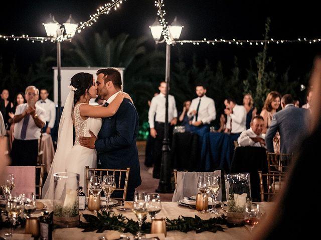 La boda de David y Mamen en Almendralejo, Badajoz 51