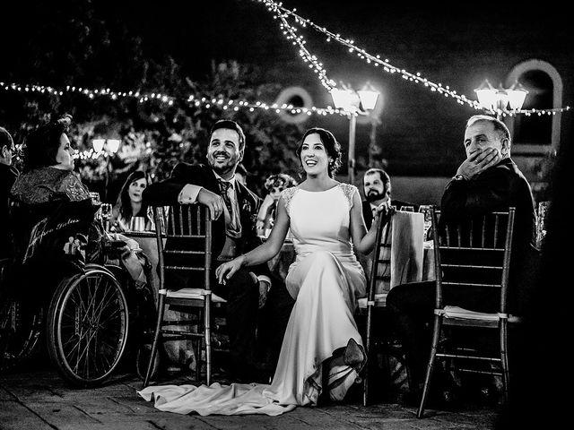 La boda de David y Mamen en Almendralejo, Badajoz 52