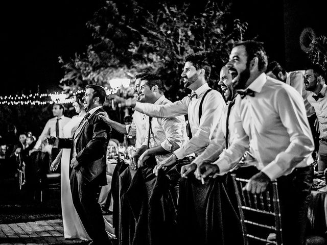 La boda de David y Mamen en Almendralejo, Badajoz 53