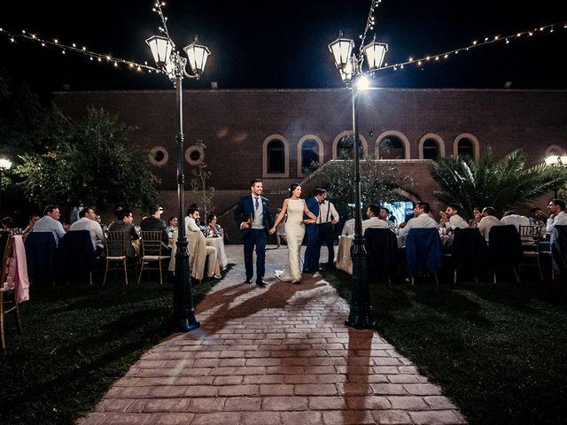 La boda de David y Mamen en Almendralejo, Badajoz 54