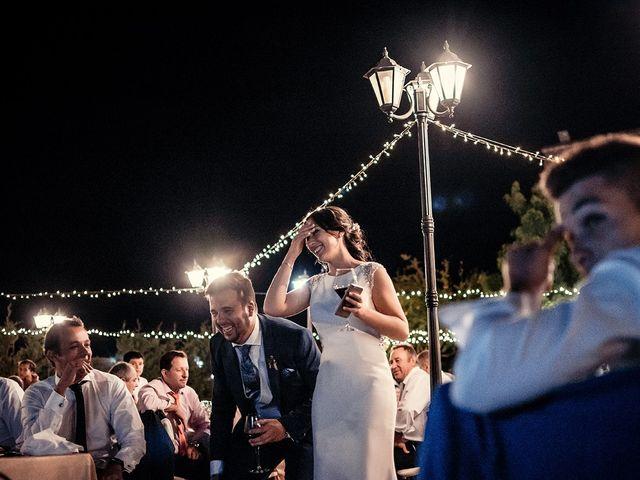 La boda de David y Mamen en Almendralejo, Badajoz 56