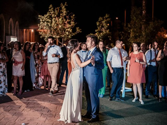 La boda de David y Mamen en Almendralejo, Badajoz 59