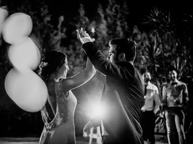 La boda de David y Mamen en Almendralejo, Badajoz 61