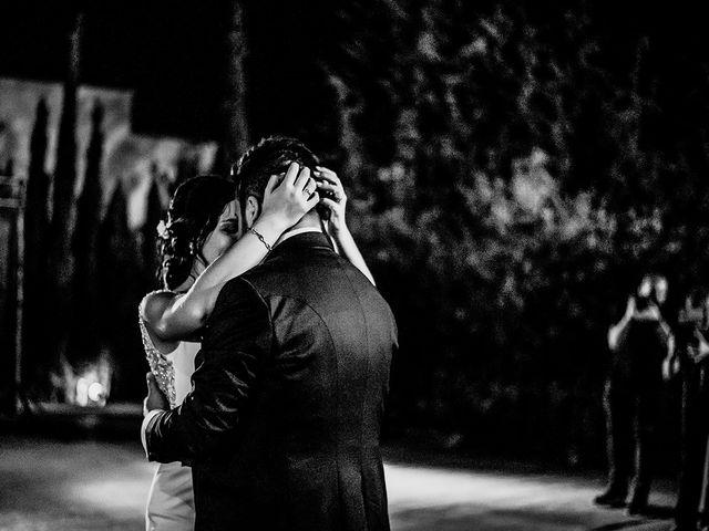 La boda de David y Mamen en Almendralejo, Badajoz 62