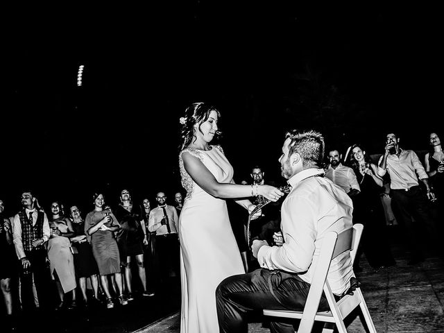La boda de David y Mamen en Almendralejo, Badajoz 65