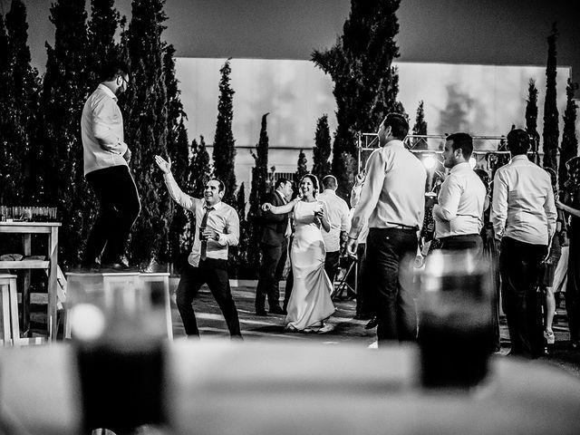 La boda de David y Mamen en Almendralejo, Badajoz 66