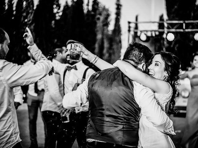 La boda de David y Mamen en Almendralejo, Badajoz 67