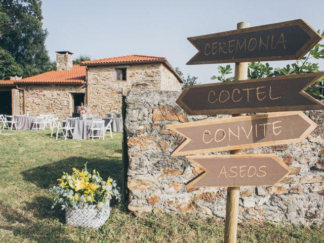 La boda de Pepe y Martina en Ferrol, A Coruña 35