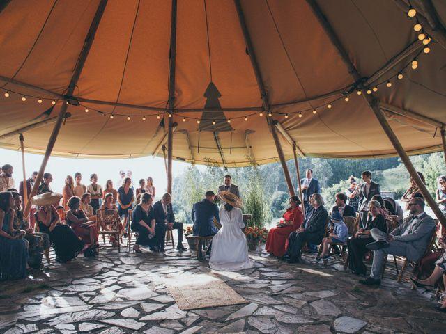 La boda de Pepe y Martina en Ferrol, A Coruña 56