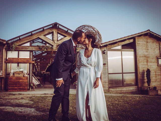 La boda de Martina y Pepe