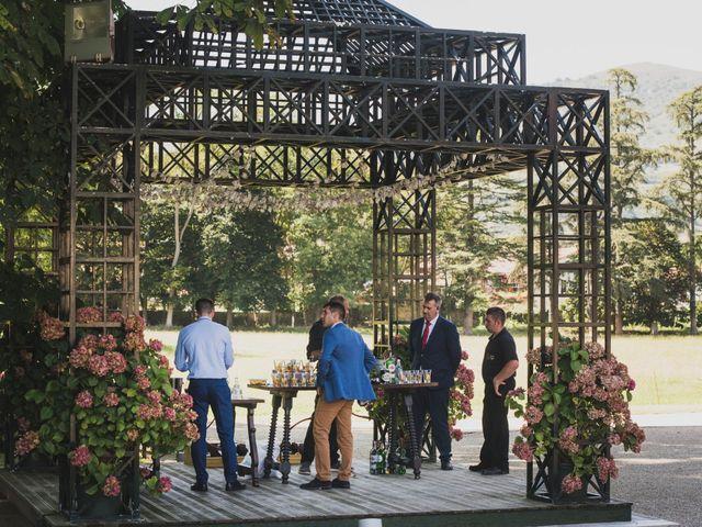 La boda de David y Leire en Arenas De Iguña, Cantabria 4