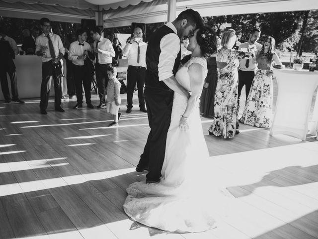 La boda de David y Leire en Arenas De Iguña, Cantabria 15