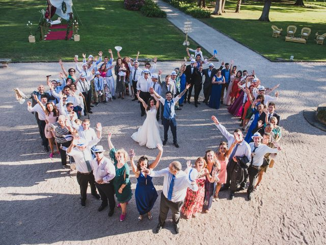La boda de David y Leire en Arenas De Iguña, Cantabria 16