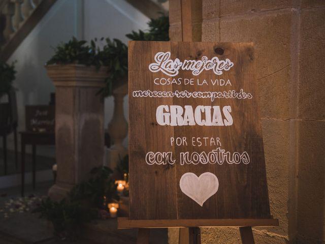 La boda de David y Leire en Arenas De Iguña, Cantabria 23