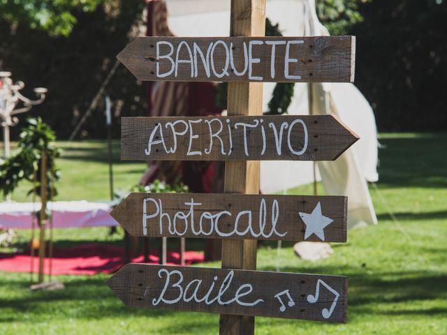 La boda de David y Leire en Arenas De Iguña, Cantabria 27