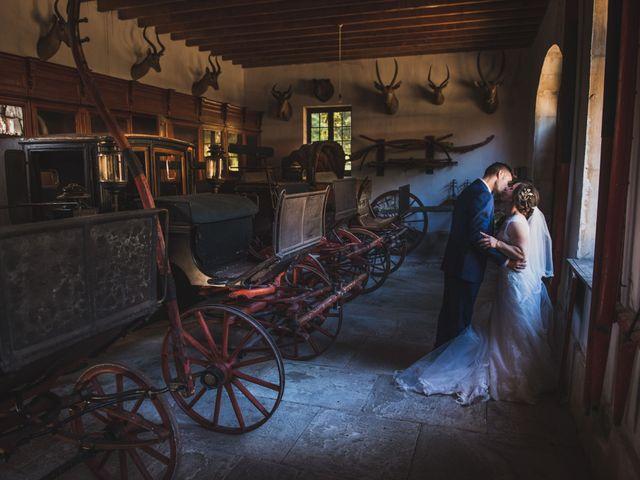 La boda de David y Leire en Arenas De Iguña, Cantabria 31