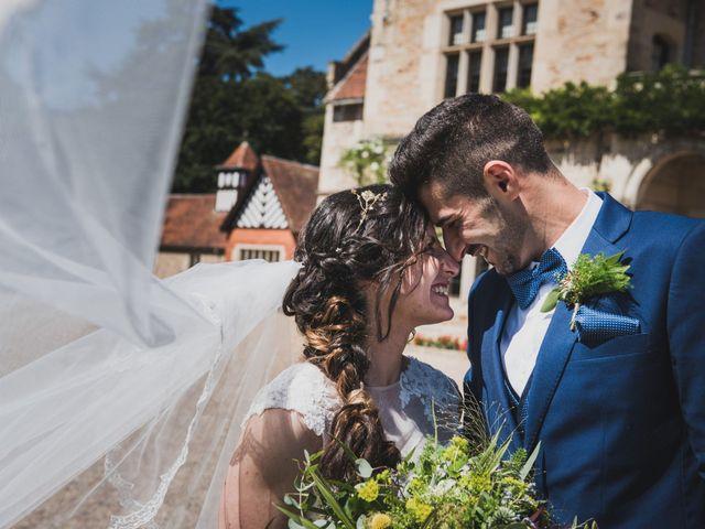 La boda de David y Leire en Arenas De Iguña, Cantabria 32