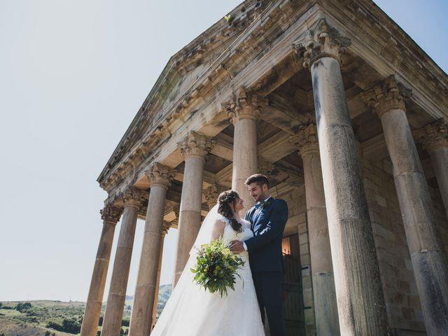 La boda de David y Leire en Arenas De Iguña, Cantabria 33