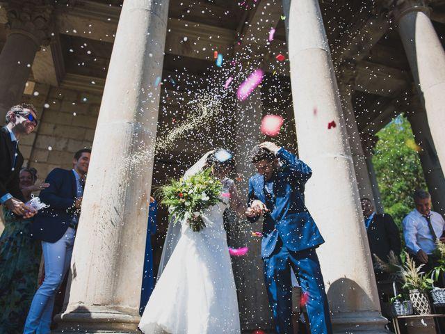 La boda de David y Leire en Arenas De Iguña, Cantabria 34
