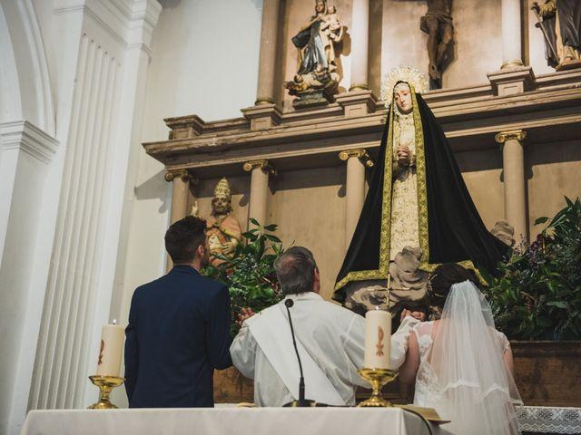 La boda de David y Leire en Arenas De Iguña, Cantabria 35