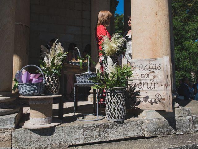 La boda de David y Leire en Arenas De Iguña, Cantabria 36