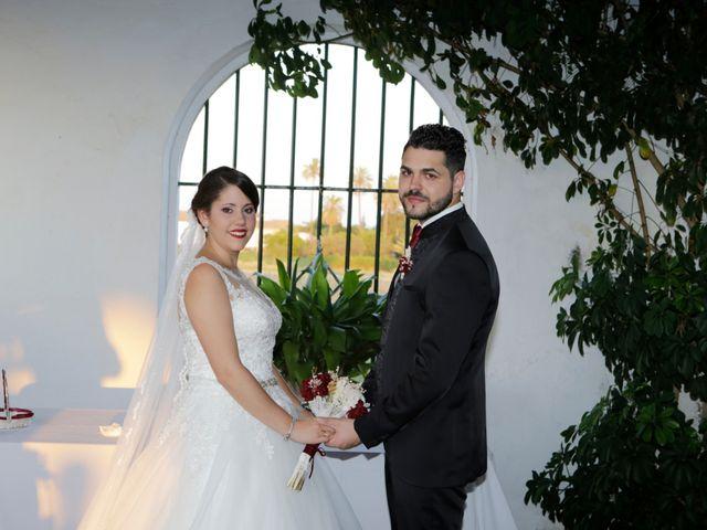 La boda de Manuel y Mª Ángeles en Sevilla, Sevilla 17