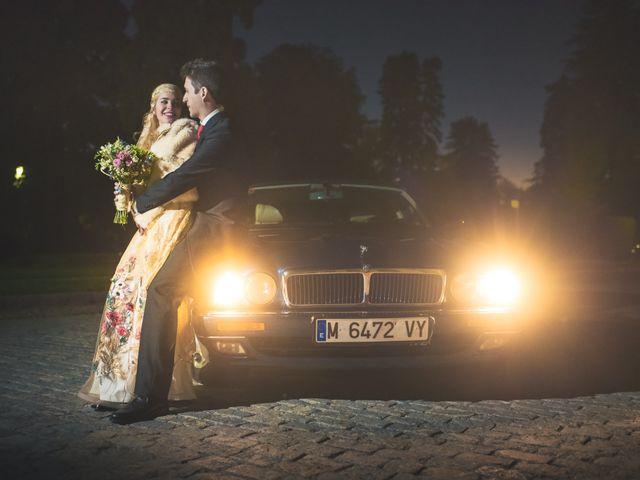 La boda de Mikel y Lucía en Segovia, Segovia 4