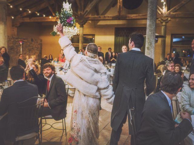 La boda de Mikel y Lucía en Segovia, Segovia 11