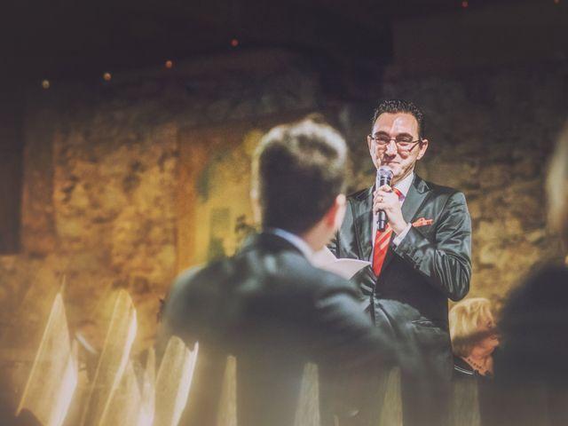 La boda de Mikel y Lucía en Segovia, Segovia 12