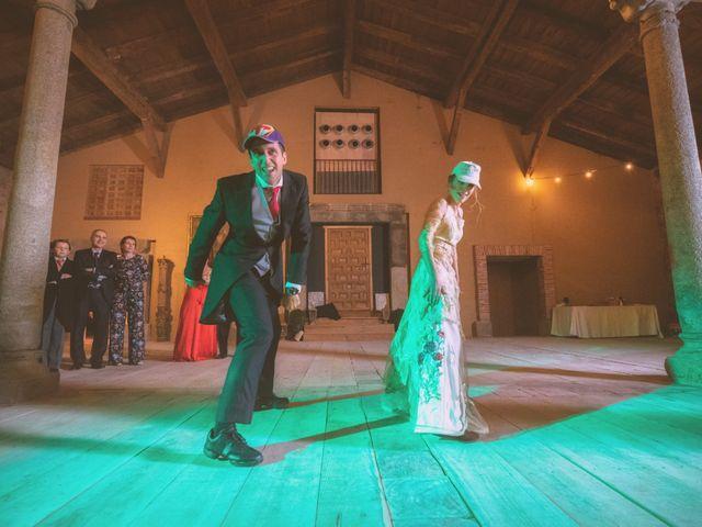 La boda de Mikel y Lucía en Segovia, Segovia 13