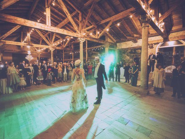 La boda de Mikel y Lucía en Segovia, Segovia 14