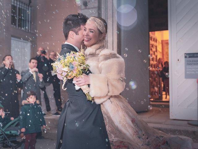 La boda de Mikel y Lucía en Segovia, Segovia 15