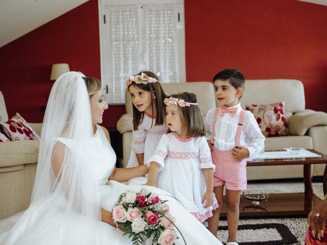 La boda de Benja y Mèlanie en Boiro (Boiro), A Coruña 49