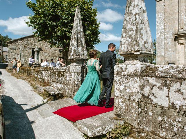 La boda de Benja y Mèlanie en Boiro (Boiro), A Coruña 4