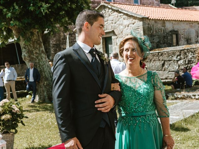 La boda de Benja y Mèlanie en Boiro (Boiro), A Coruña 97