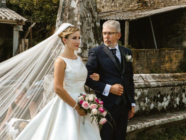 La boda de Benja y Mèlanie en Boiro (Boiro), A Coruña 30