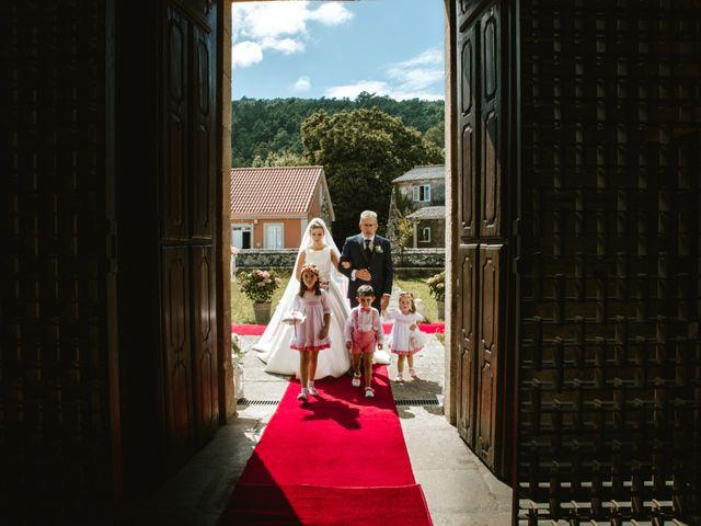 La boda de Benja y Mèlanie en Boiro (Boiro), A Coruña 31