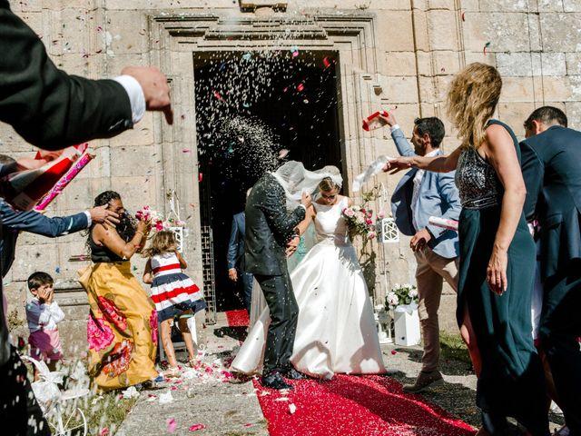 La boda de Benja y Mèlanie en Boiro (Boiro), A Coruña 33