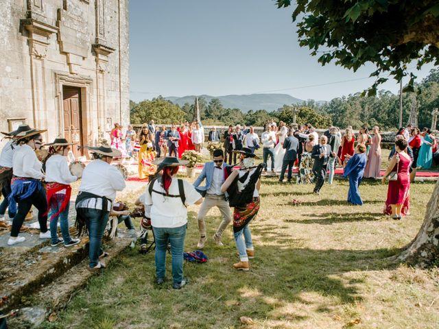 La boda de Benja y Mèlanie en Boiro (Boiro), A Coruña 36