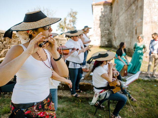 La boda de Benja y Mèlanie en Boiro (Boiro), A Coruña 28