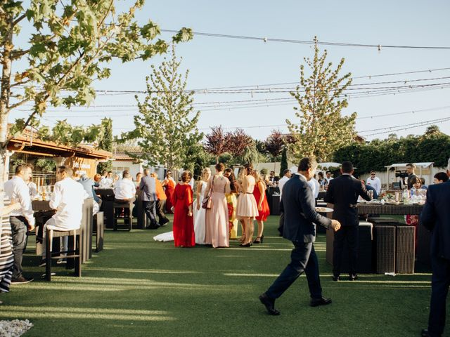 La boda de Benja y Mèlanie en Boiro (Boiro), A Coruña 74