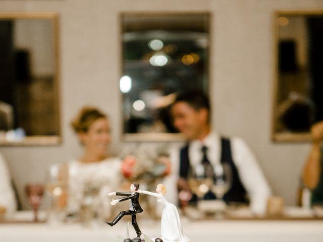 La boda de Benja y Mèlanie en Boiro (Boiro), A Coruña 66